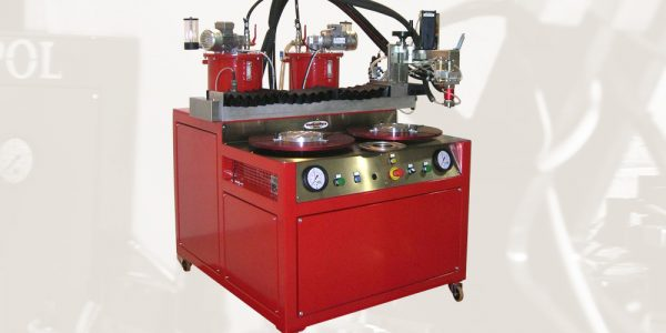 Lab Machines and Equipments for Polyurethane Technical Items